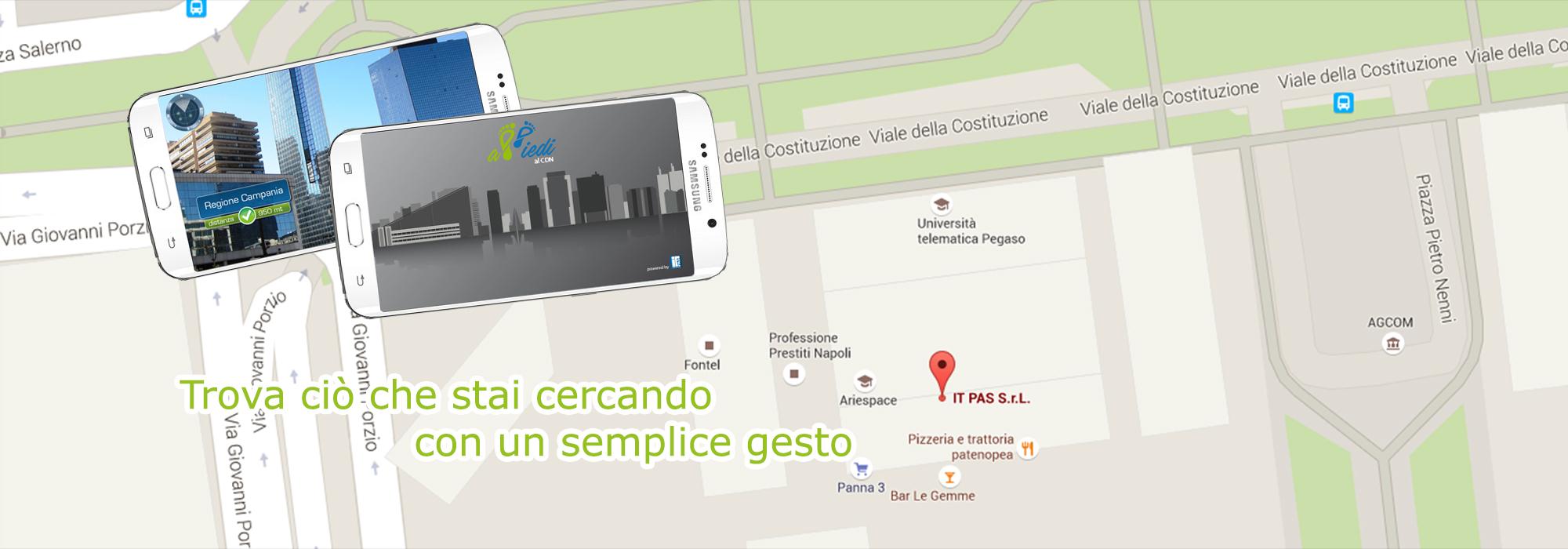 Centro Direzionale Napoli